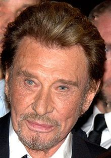 JOHNNY HALLYDAY 2014 Salaud on t'aime