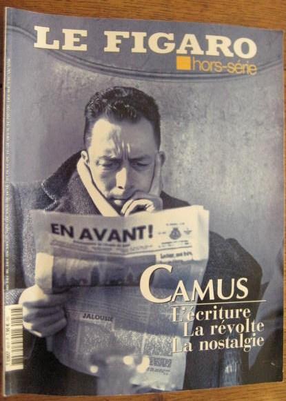 ALBERT CAMUS dossier