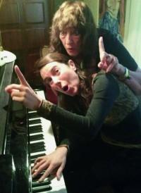 THEATRE  Jacqueline Bellido PIANO Mélina Burlaud